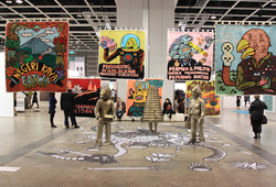 ARNDT at Art Basel Hong Kong 2015
