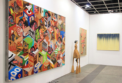 Mizuma Art Gallery at Art Basel Hong Kong 2015
