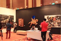 Galeri Canna at Bazaar Art Jakarta 2015