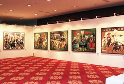 Srisasanti Syndicate at Bazaar Art Jakarta 2015
